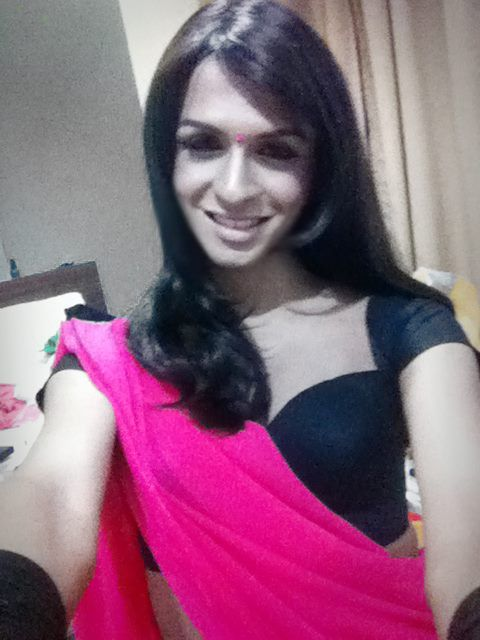 Indian ladyboy