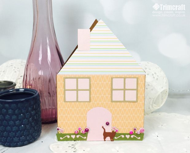 New Home Cards Inspiration Tutorials With Free Printable