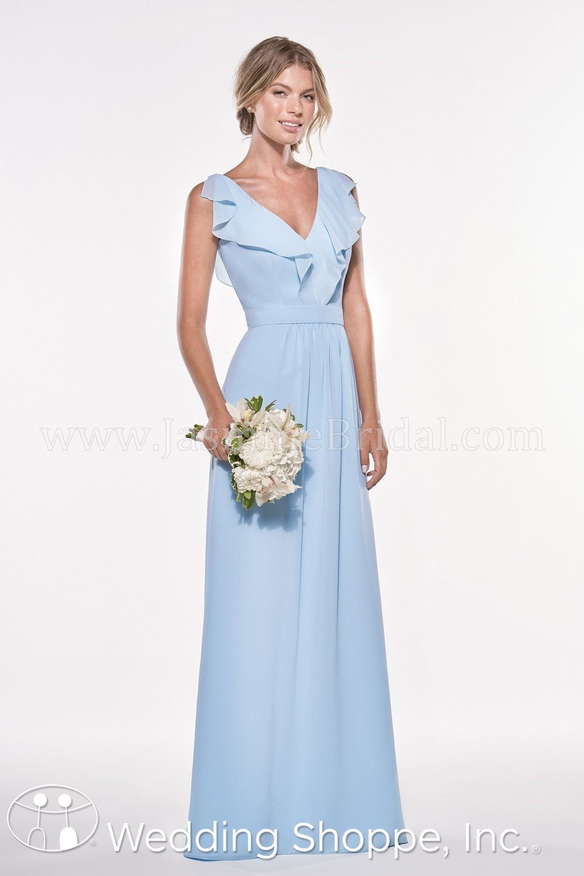 Jasmine bridesmaid dress p196007 jasmine wedding and weddings jasmine bridesmaid dress p196007 in cornflower deep sea or starry saphire ombrellifo Images