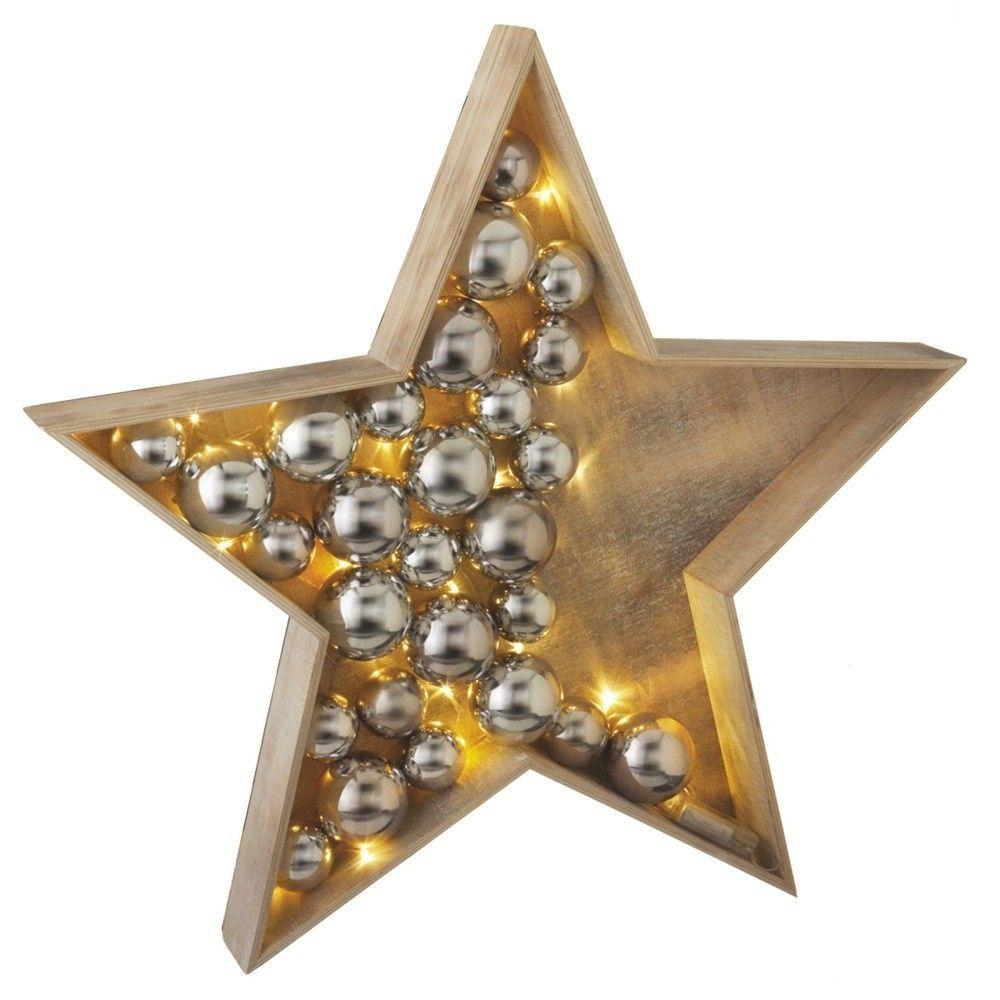 Decorative Lighted LED Large Star