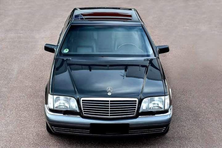 Mercedes Benz W140 S600 Mercedes Classic Cars Pinterest