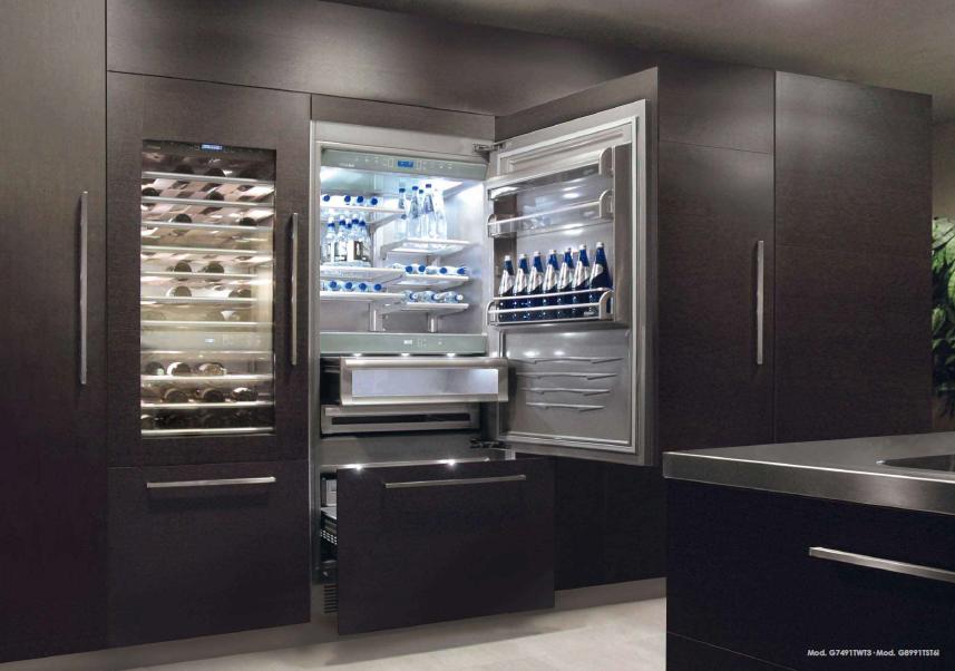 Fhiaba Refrigeration Luxury Appliances Viking
