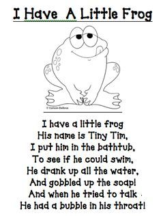 Short Poems For Kids Google Search