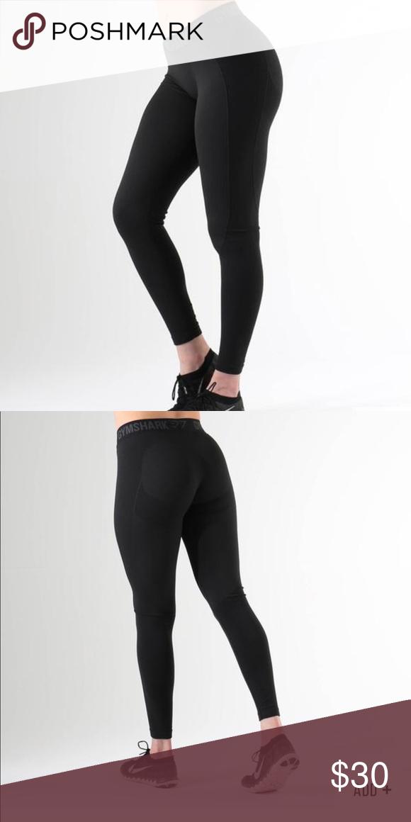 d4556e12a359e Gymshark leggings Gymshark flex leggings size XS gymshark Pants Leggings