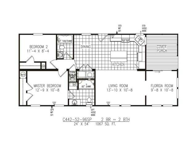 Mobile home floor plan | top modular designs | Pinterest | Modular