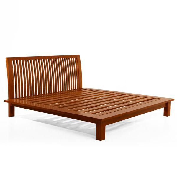 Best Http Handmadefurnitures Com Product Teak Platform Bed 400 x 300