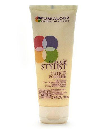 Look at this #zulilyfind! Color Stylist Cuticle Polisher Shine Serum #zulilyfinds