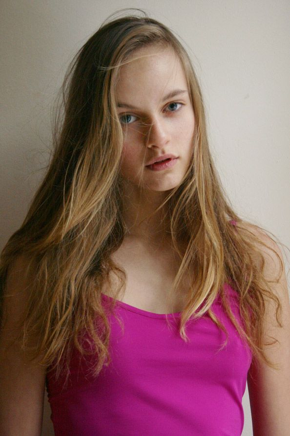Carmen Jalving By Yorick Nube Wild Girl