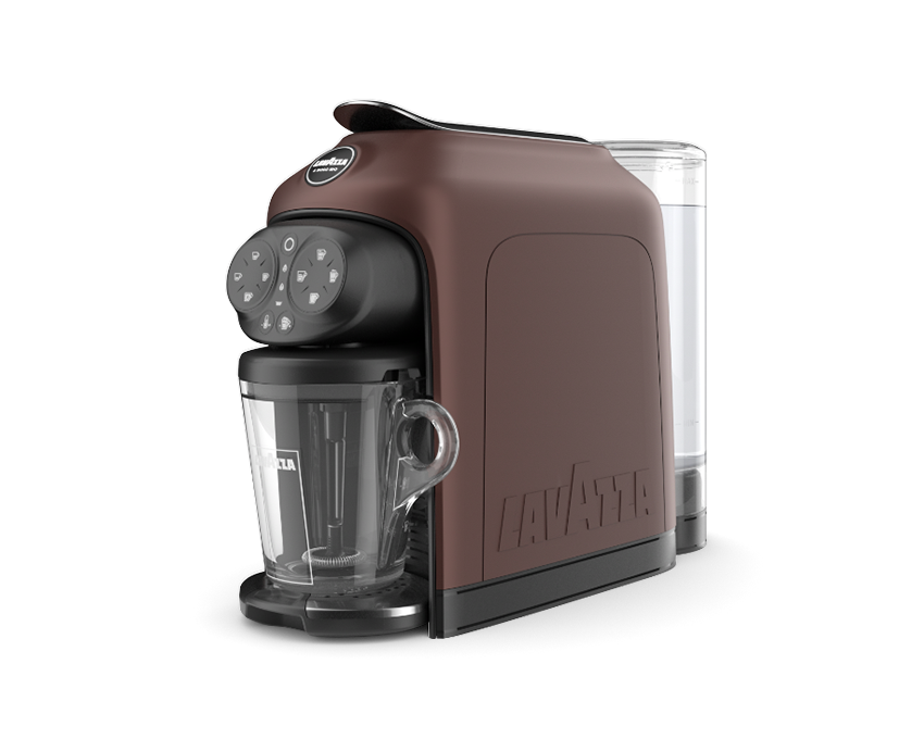 Deséa is the easytouse coffee machine for A Modo Mio