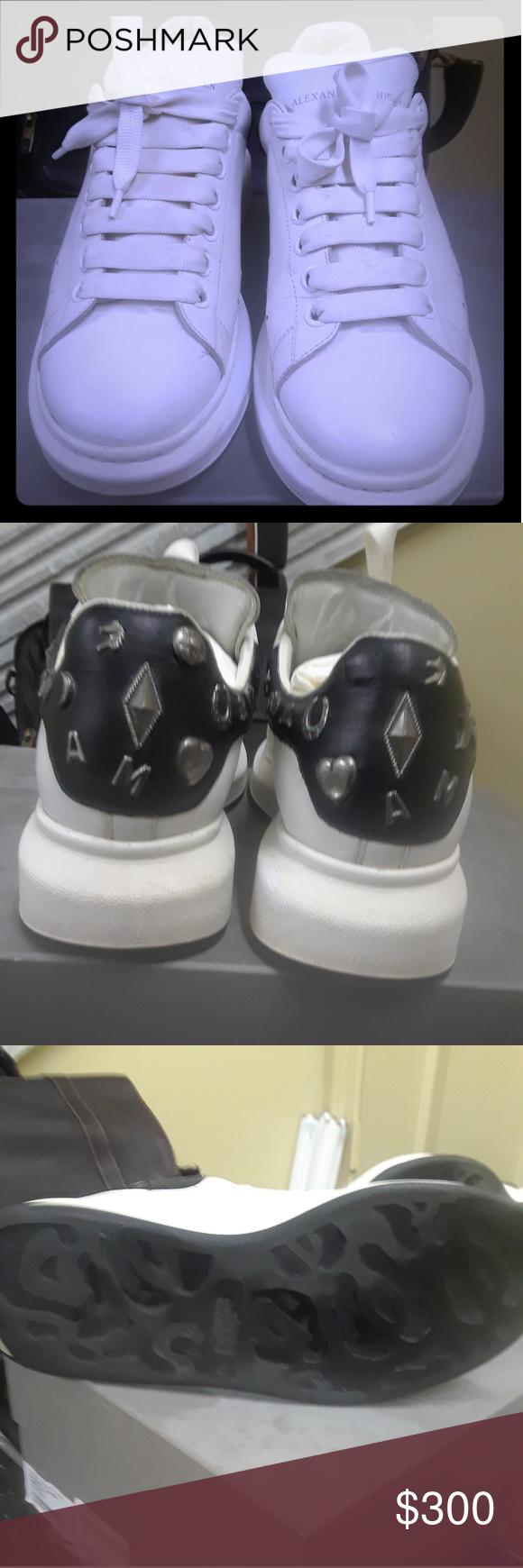 Alexander McQueen sneakers euro size 40