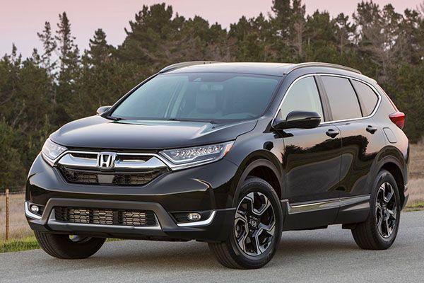 2020 Honda Cr V Hybrid Coming To The Us Di 2021 Honda Mobil Mobil Mewah