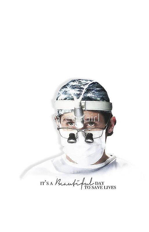 Grey\'s Anatomy - Dr Shepherd | juana | Pinterest | Anatomía de grey ...