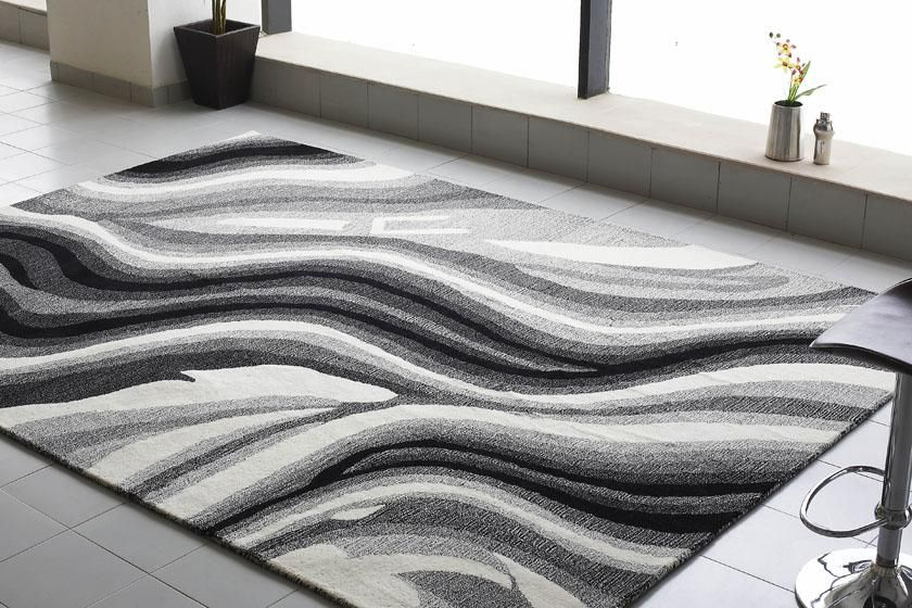 Our Por Rush Area Rug From The Metropolitan Collection Offers A Plush Pile And