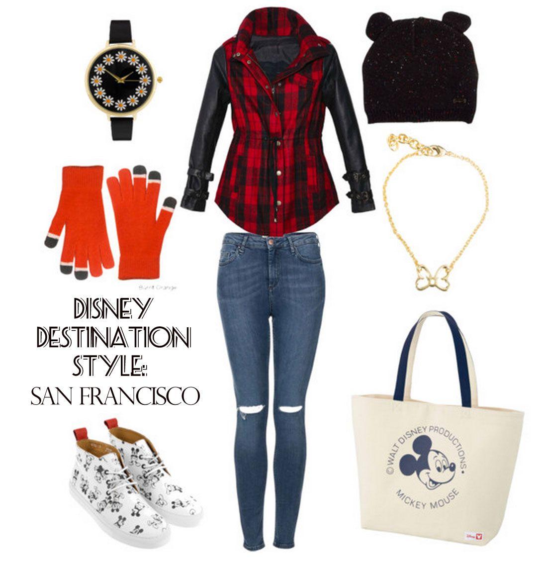 Disney Destination Style: San Francisco