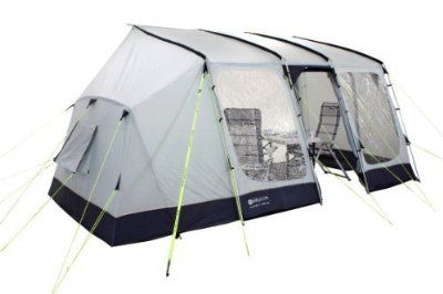 Journey 330ex Lightweight Porch Awning With Sleeping Annexe