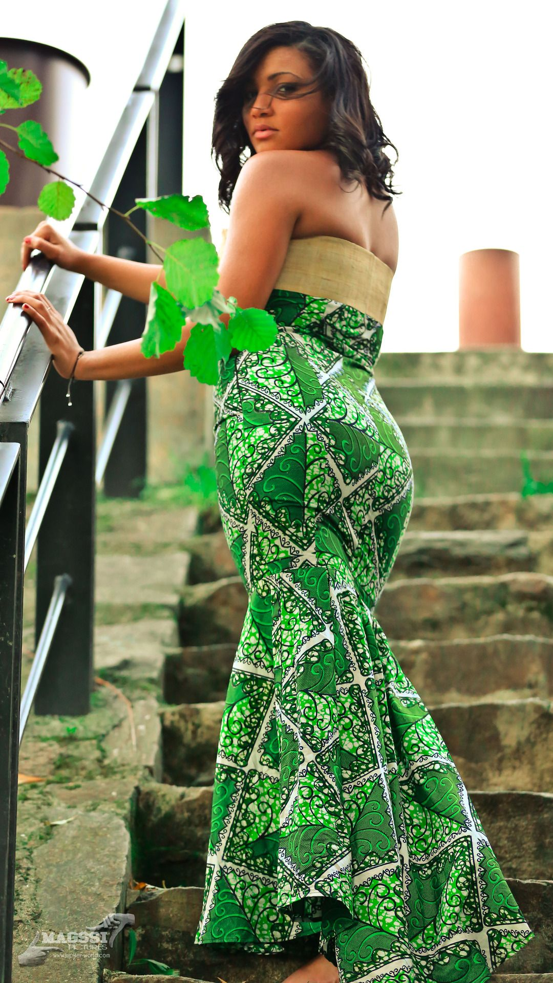 Ankara Styles and Dresses : Photo