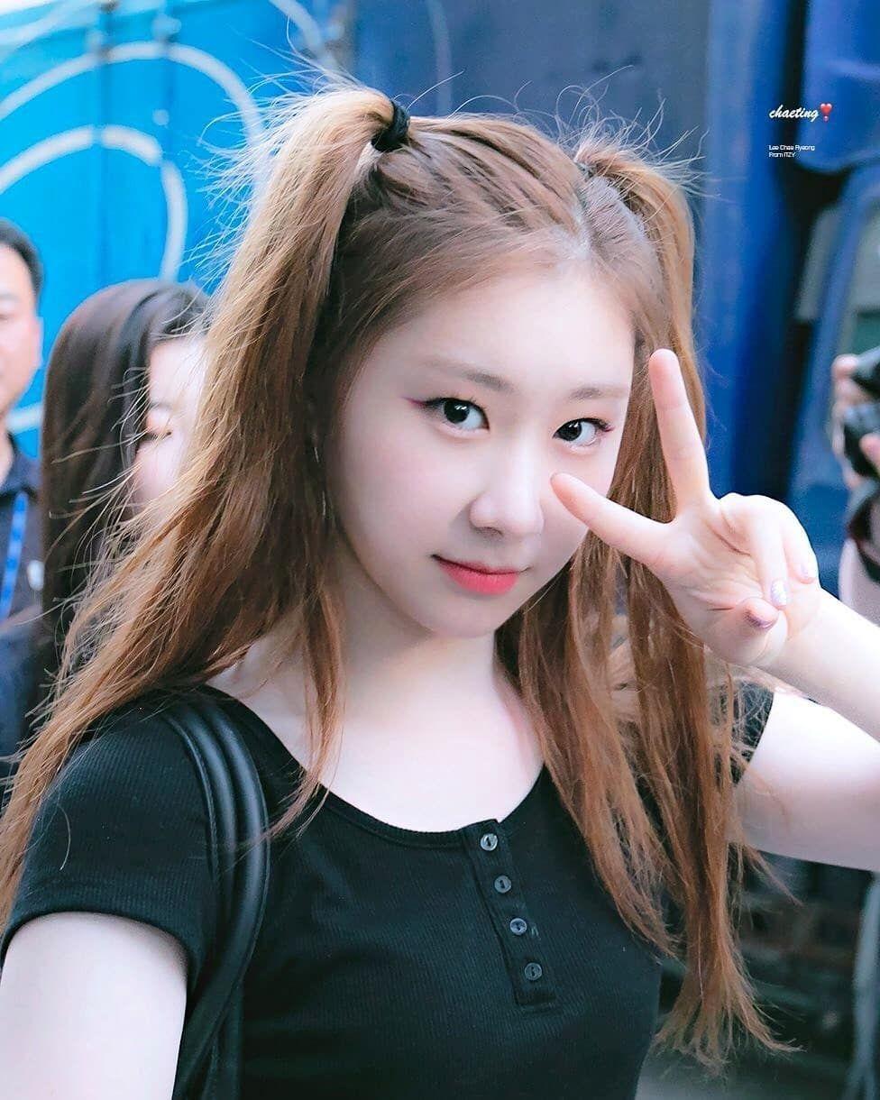 10 Potret Chaeryoung Itzy Idol Menawan Yang Punya Beragam Talenta Selebritas Gadis Korea Gadis Ulzzang