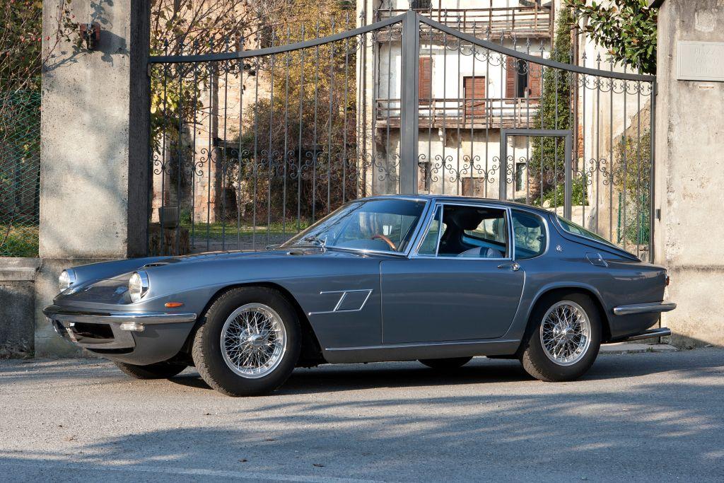 Maserati Mistral 3700 Coupe (AM109) '1964-67   Автомобили, Автомобиль