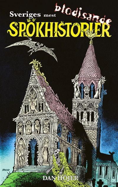 """Hans Arnold - cover for """"Spokhistorier"""""""