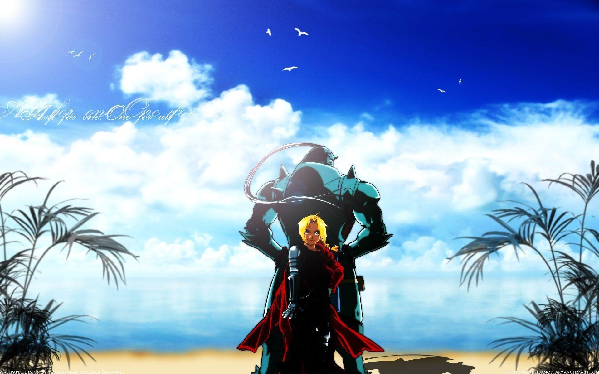 Pin Oleh King Di Fullmetal Alchemist Brotherhood Di 2020