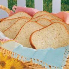 Herbed Onion Bread Recipe