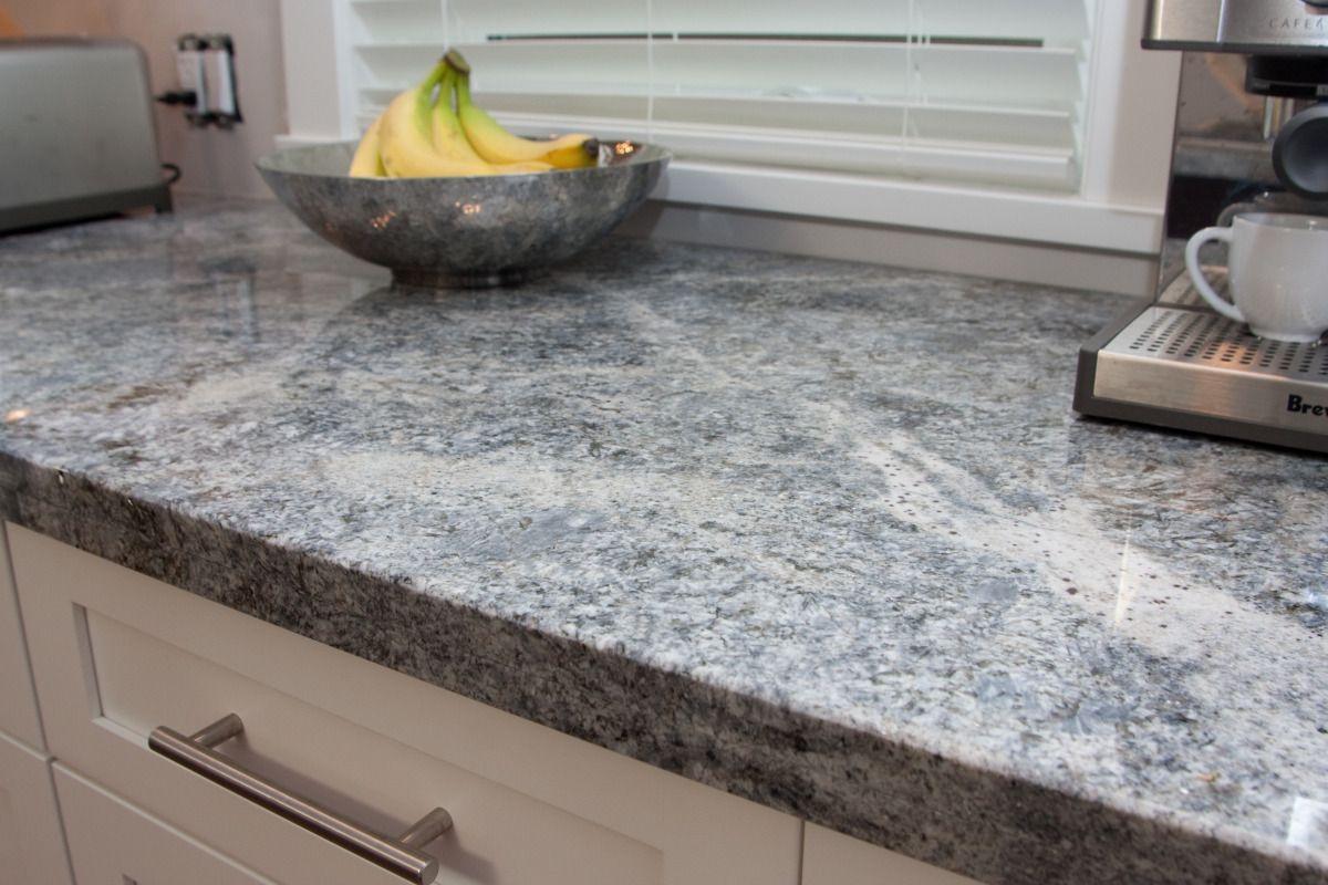 Azul Aran Granite   Kirkland Kitchen   Granite kitchen ...