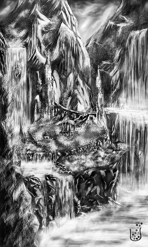 Waterfalls by Thomas Leśniak.