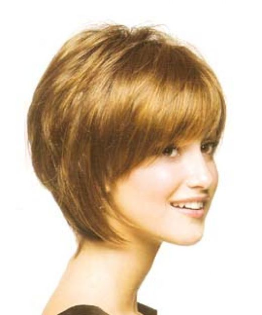 Haircuts: Short Layered Hair Cuts and Hairstyles #shortlayers