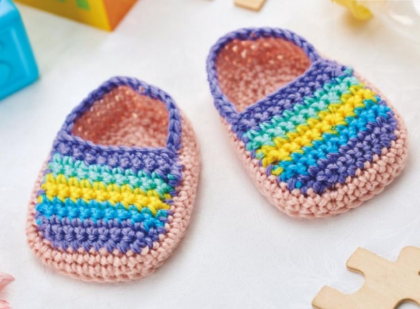 Baby espadrilles | CROCHET | Pinterest | Ganchillo crochet ...