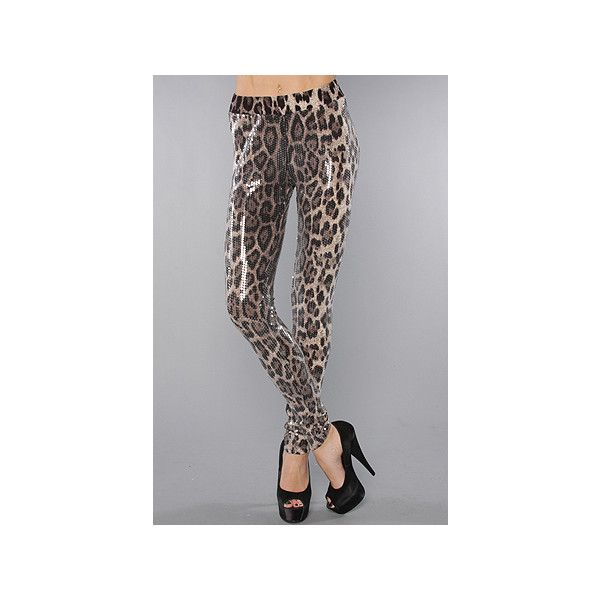 *NYC Boutique:The Wildlife Legging, Leggings for Women, found on polyvore.com
