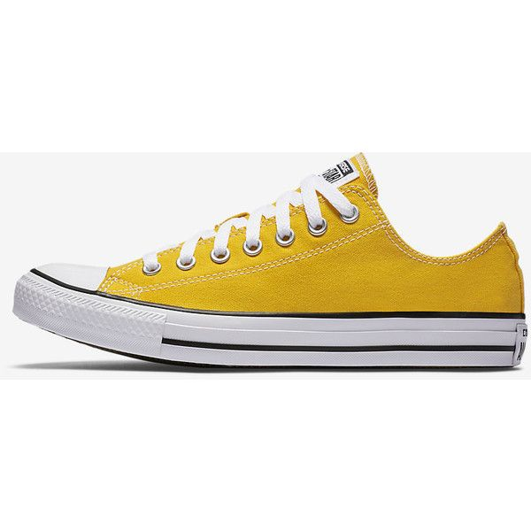 Converse Chuck Taylor All Star Low Top Unisex Shoe. Nike.com ($55)