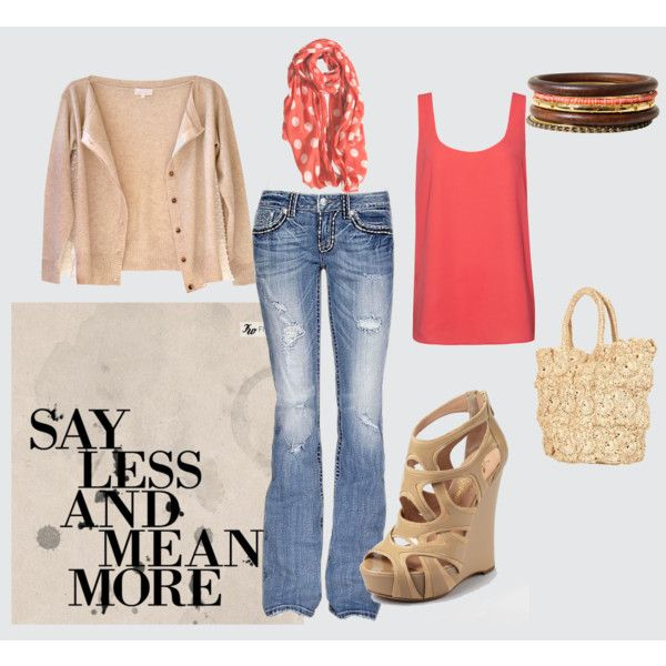 """relax"" by kathy-banke-skala on Polyvore"