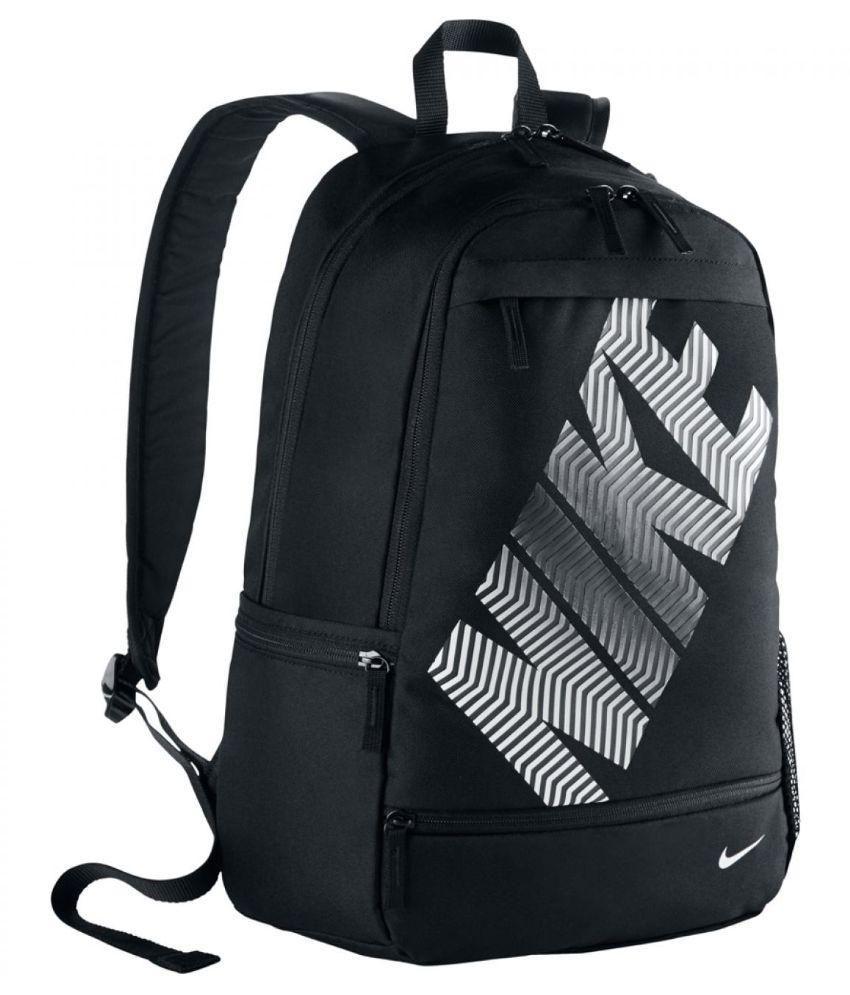 Nike Classic Line Backpack Size 23 Litre Black White Unisex Training School  Bag  Nike  Backpack  BackpacksBags 12ded78a3b8e4