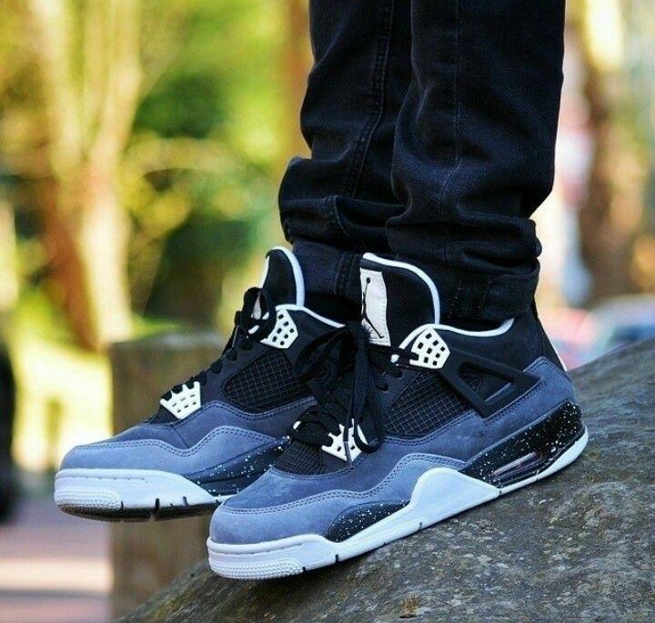 Air Jordan 4 Fear Hype Shoes Air Jordans Air Jordan Sneakers