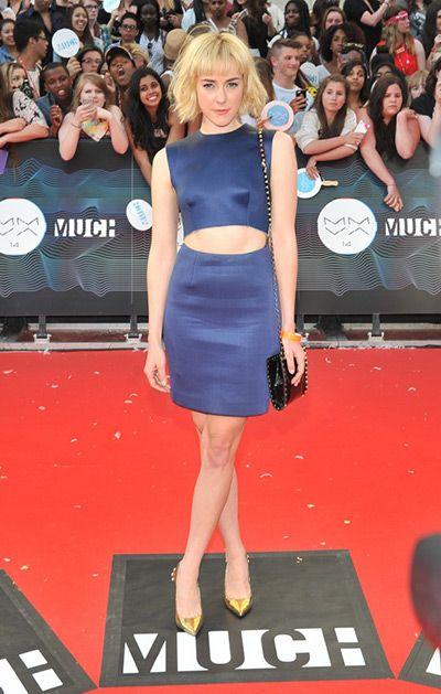 Jena Malone: style and hair