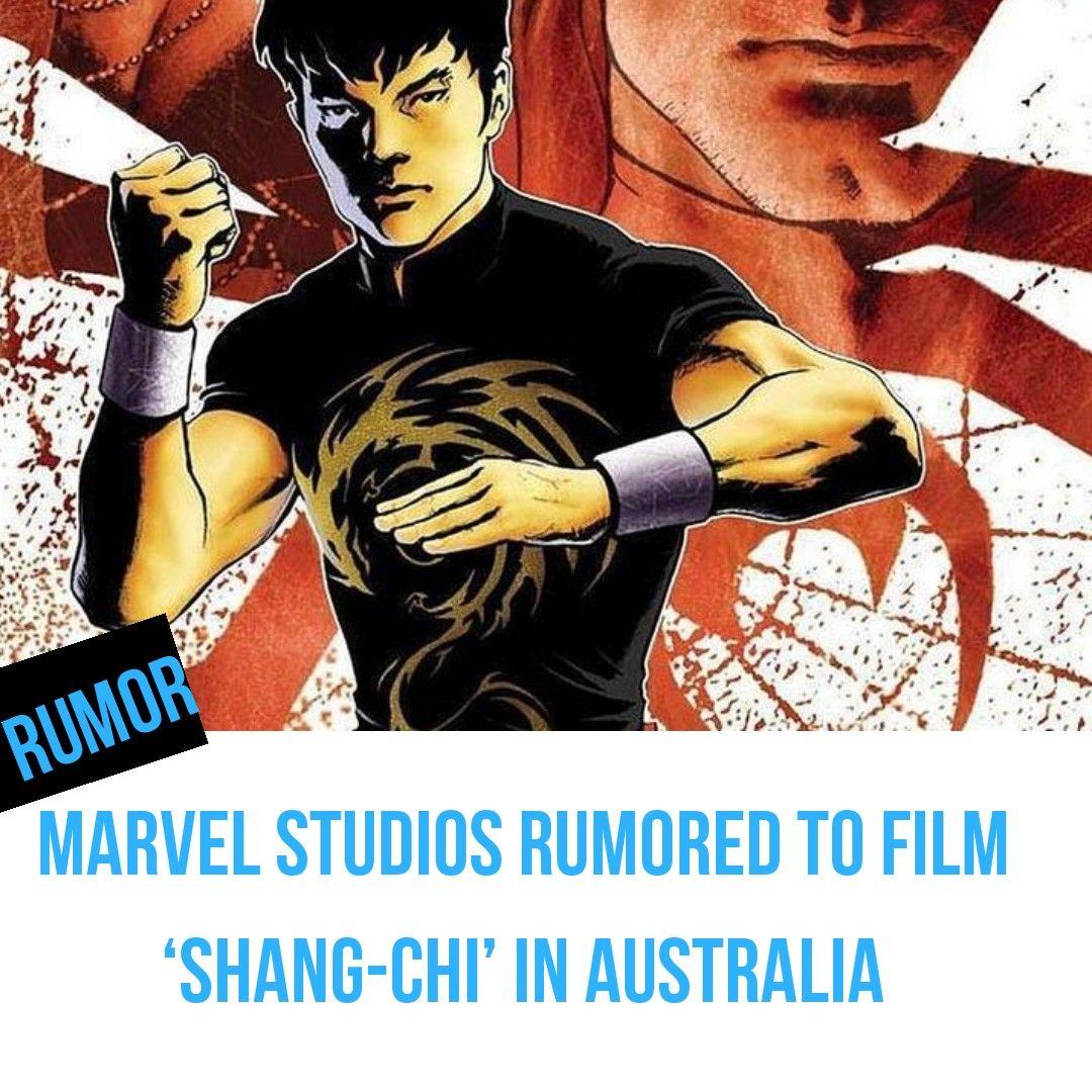 Marvel Studios Rumored To Film Shang Chi In Australia Marvel Studios Marvel Free Movies Online