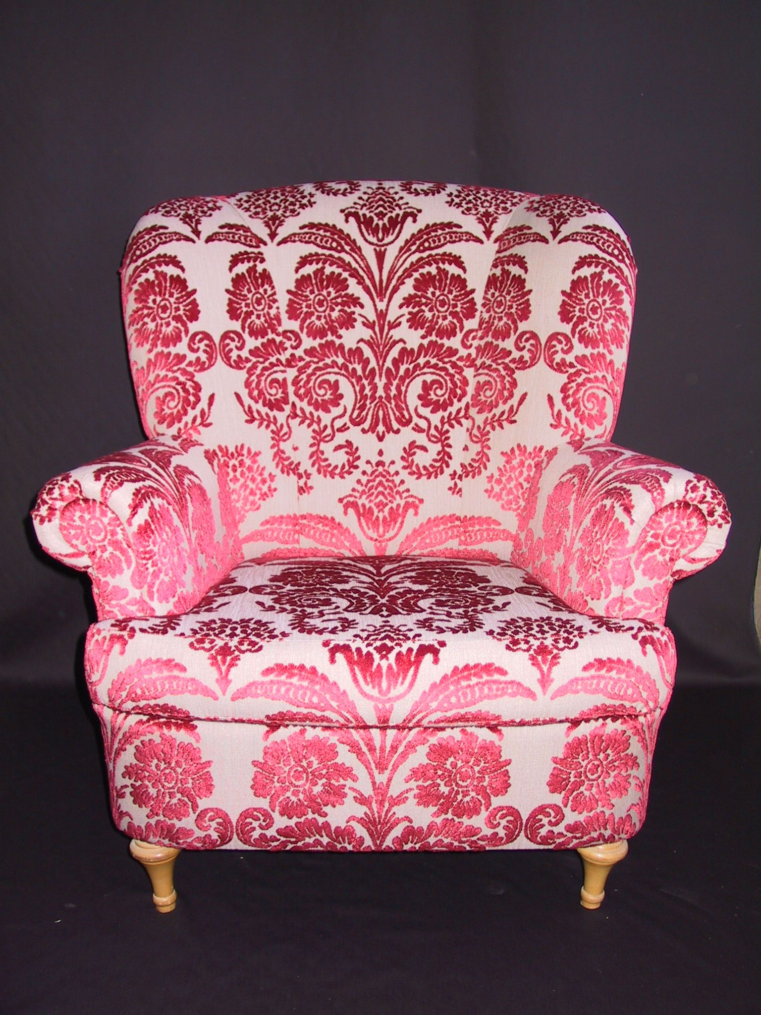 Designers Guild Passion. Our Upholstery Work. Www