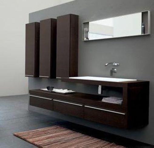 P Badezimmermöbel: Moderne Badezimmer Vanity #Badezimmer