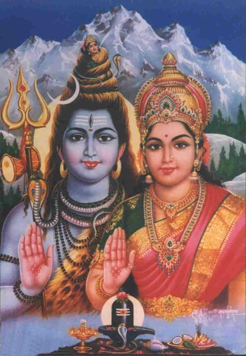 Hindu gods and goddesses shiva lord shiva images paintings of hindu gods and goddess - Images of hindu gods and goddesses ...