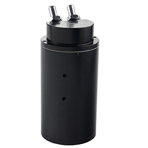 Dewhel Universal Cylindrical JDM 750ml Aluminum Engine Oil