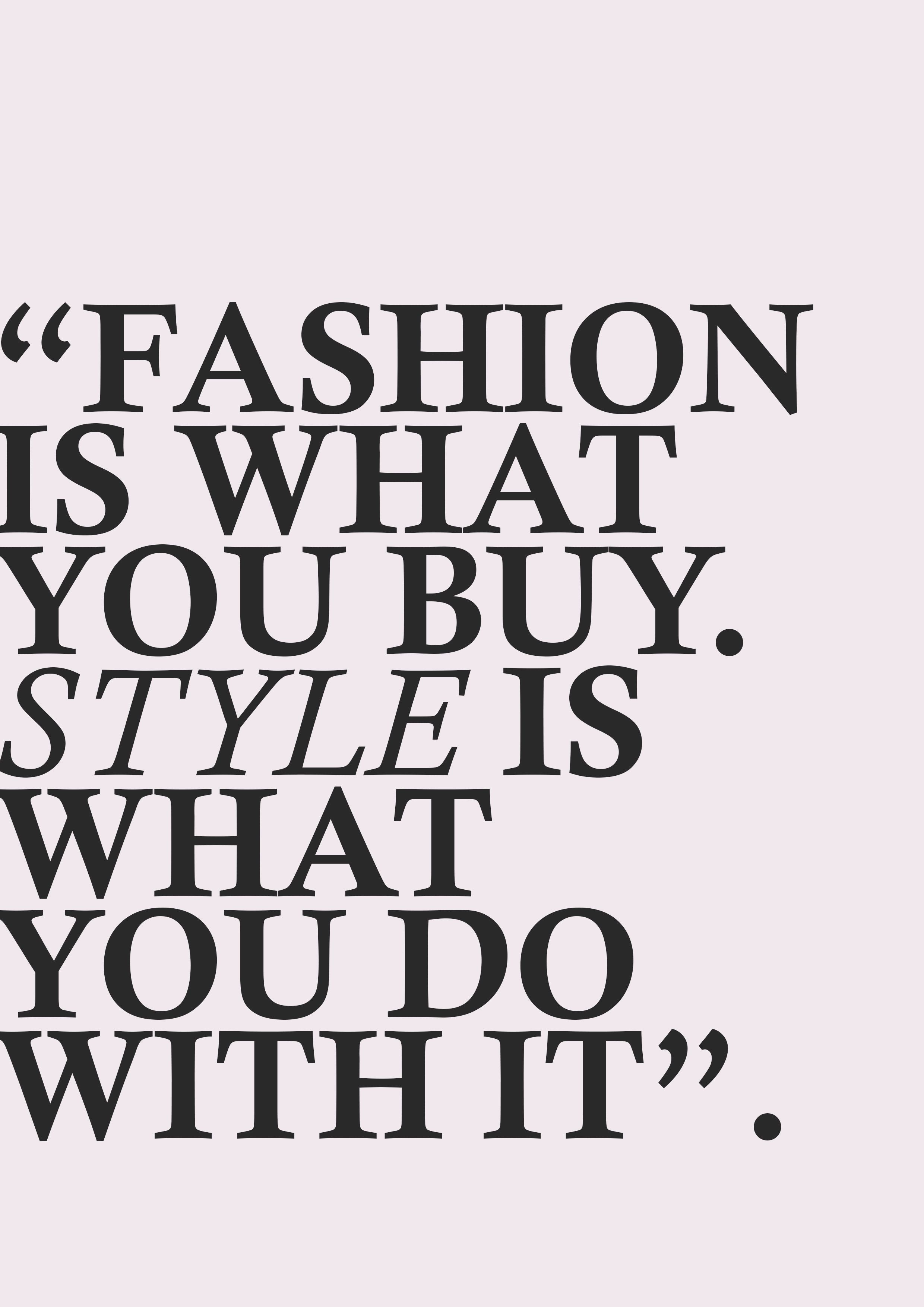 Designer Fashion for Women
