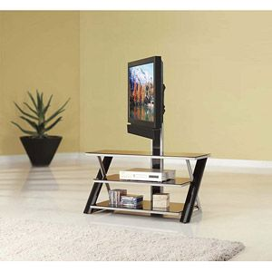 Whalen 3 In 1 Flat Panel Tv Stand For Tvs Up To 50 109 Flat