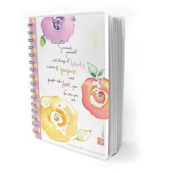 2014 16-Month Kathy Davis Spiral Planner #kathydavis #planner #calendar www.tfpublishing.com
