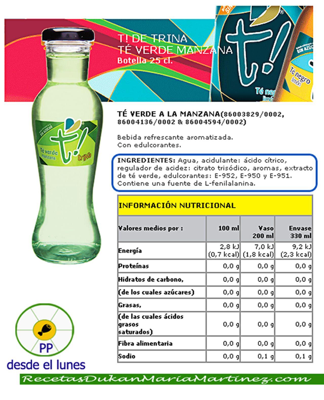Refrescos Sin Azucar Pierre Autoriza Un Maximo De 1 Litro Al Dia