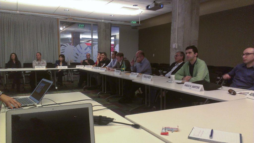 Delegação FIERGS @ Sales Force