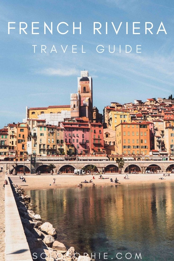 A 3 Day French Riviera Itinerary You'll Want to Steal! Looking to spend a long weekend on the Côte d'Azur? Here's your complete guide on how to visit Menton, Monaco, Èze, Saint-Paul-de-Vence, and Nice. Where to stay, what to do, and things to enjoy along the French Riviera #francetravel #france