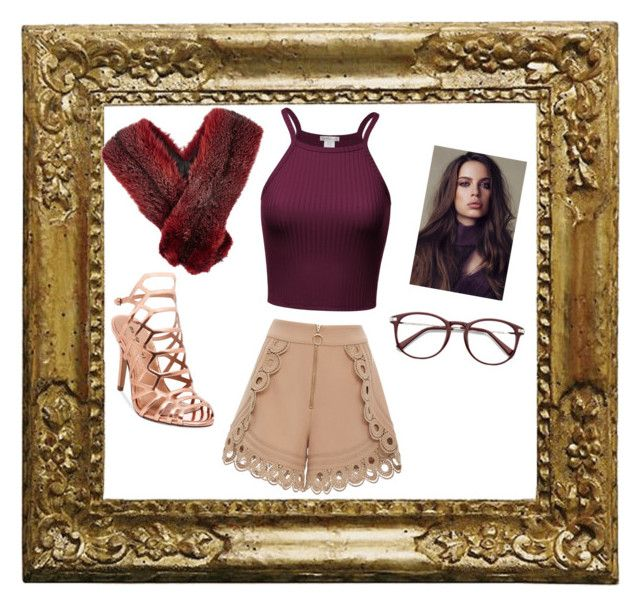 """""""Untitled #12"""" by nadia-sonik on Polyvore featuring self-portrait, Madden Girl and Lanvin"""