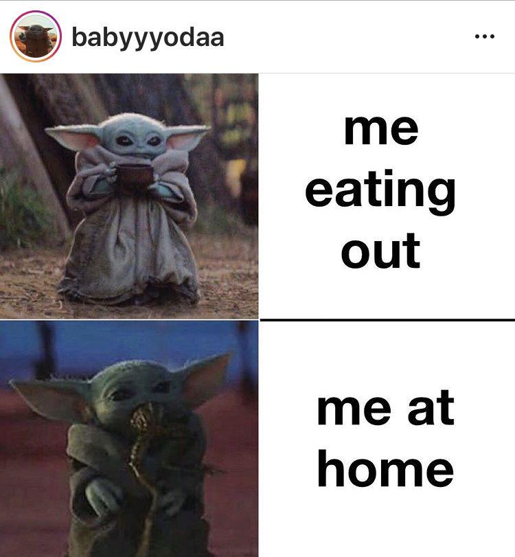 Pin By Liliya Kolosova On The Child Yoda Meme Star Wars Humor Funny Memes