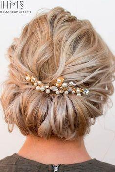 Kurze Haare Hochsteck Abschlussball Abschlussball Haare Hochsteck Kurze Haare Hochzeit Hochzeitsfrisuren Kurze Haare Hochzeitsfrisuren