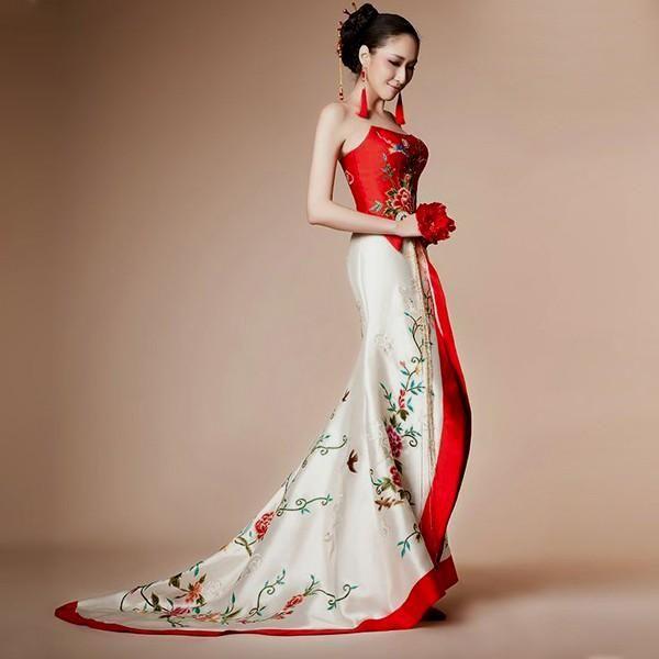 Modern Asian Dresses